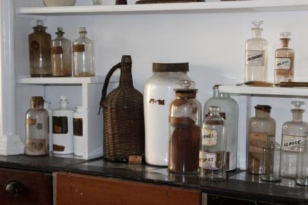 Image courtesy Stabler-Leadbeater Apothecary Museum