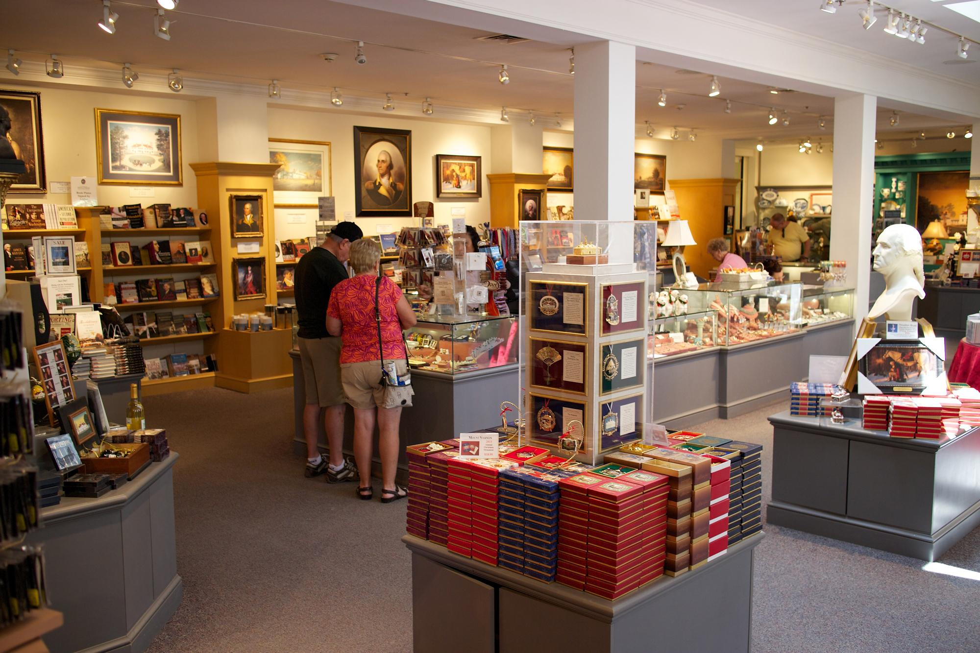 From the Shops: Christmas Gift Guide · George Washington\'s Mount Vernon