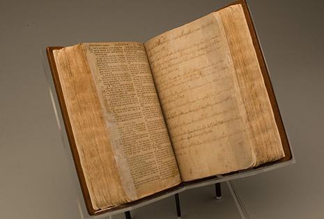 The Washington Family Bible