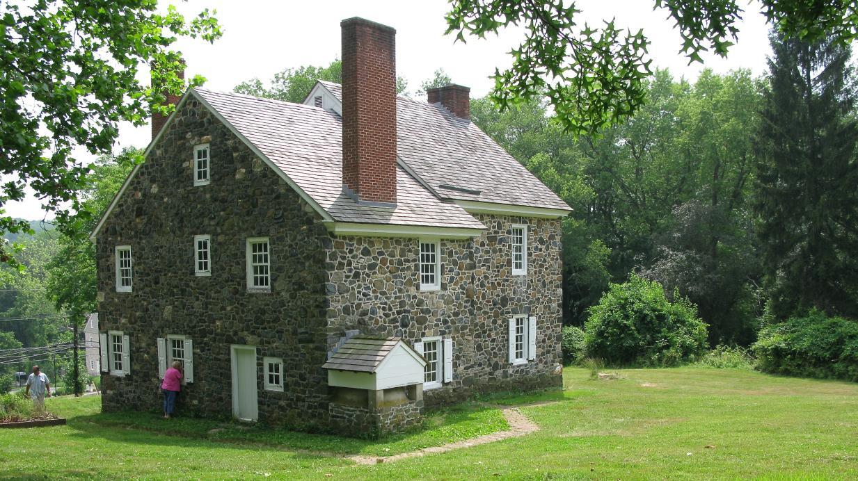 Washington's headquarters at Brandywine (Rob Shenk)