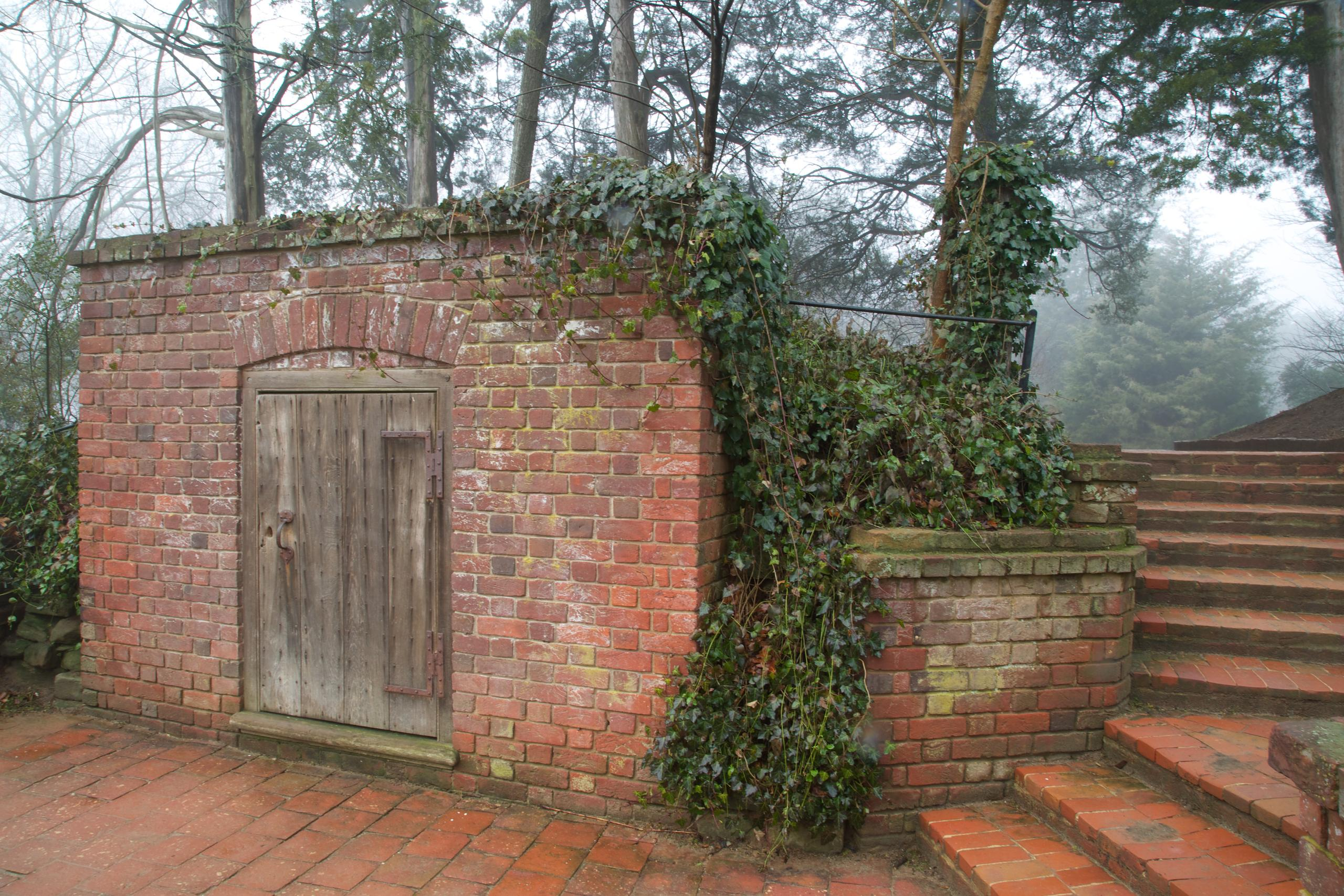 The Old Tomb at Mount Vernon
