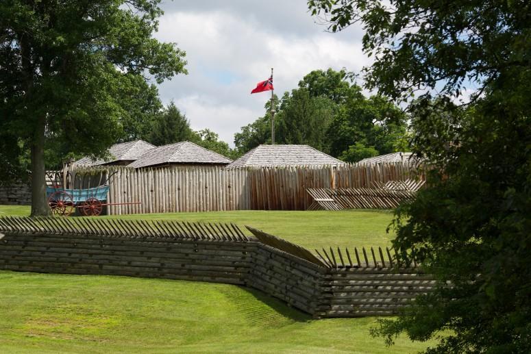 Fort Ligonier (Rob Shenk)