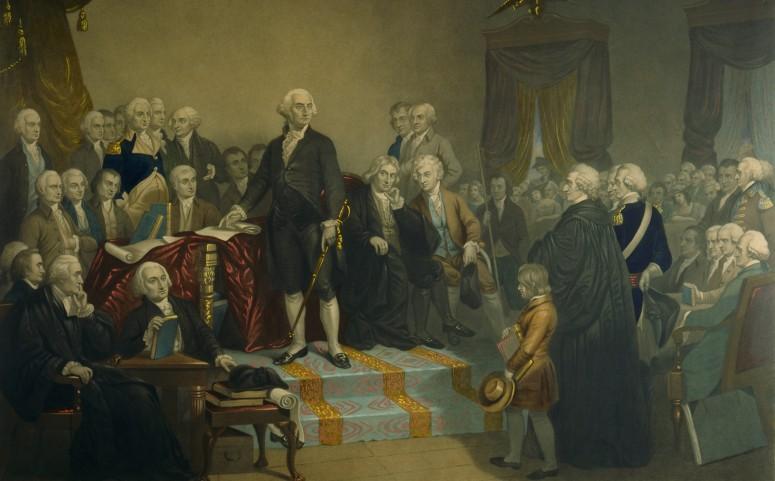 Cabinet Members George Washington S Mount Vernon
