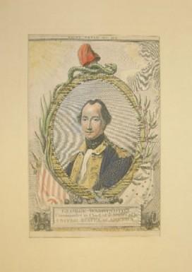 "William Sharp, ""George Washington, Commander in Chief of Ye Armies of Ye United States of America,"" 1780."