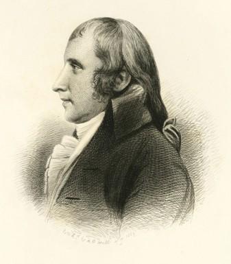 Tobias Lear by Henry Bryan Hall, 1869.