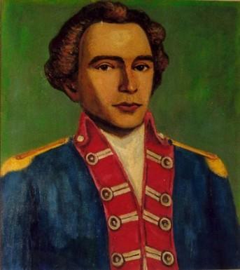 Portrait of Colonel William Crawford