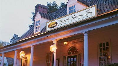 Dinner at the Mount Vernon Inn
