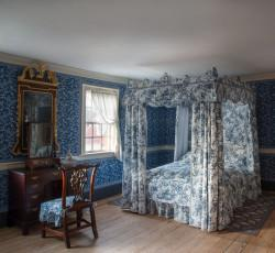 Biography of the Blue Room