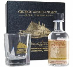 George Washington Whiskey Gift Set