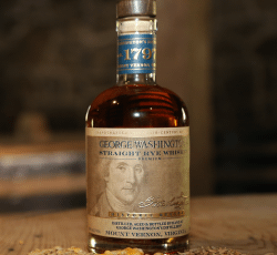 George Washington Straight Rye Premium Whiskey®