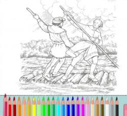 American Revolutionary War coloring pages | Free Coloring Pages | 230x250