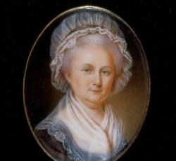 Martha Washington as a Slaveowner