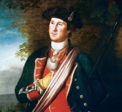 Washington's Earliest Portrait