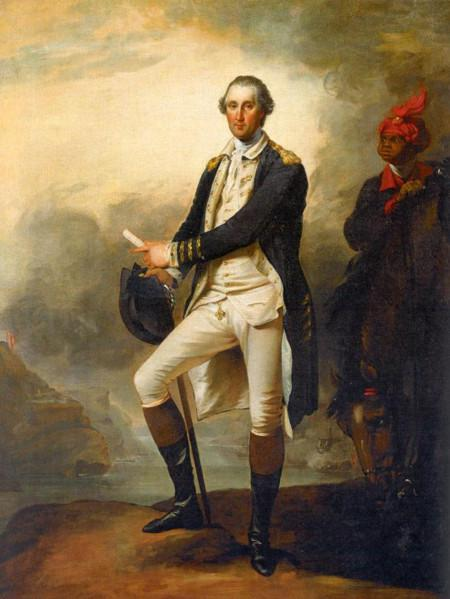 George Washington by John Trumbull, 1780, Image copyright © The Metropolitan Museum of Art. Image source: Art Resource, NY.