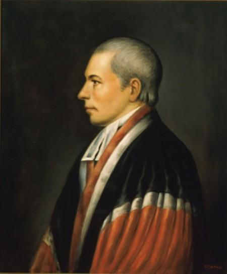 Portrait of William Paterson during his time on the Supreme Court (Wikimedia)