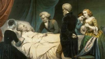 The Death of George Washington