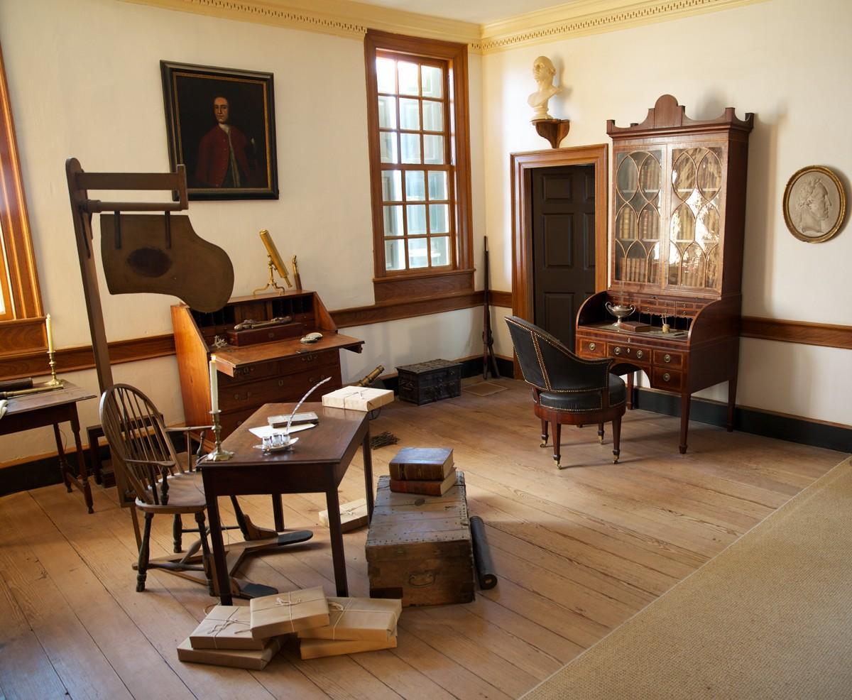 Room By Room George Washington S Mount Vernon