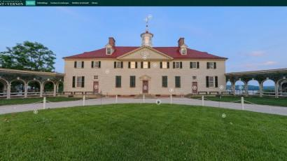 Mount Vernon Virtual Tour