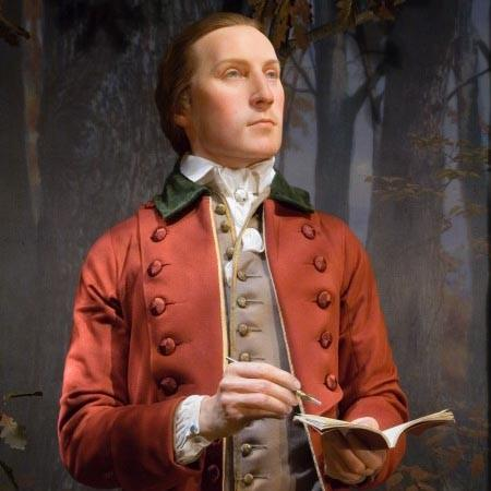 a2e04269257 When George Washington's father died in 1743, there was little money left  to support the formal education of 11-year-old George.