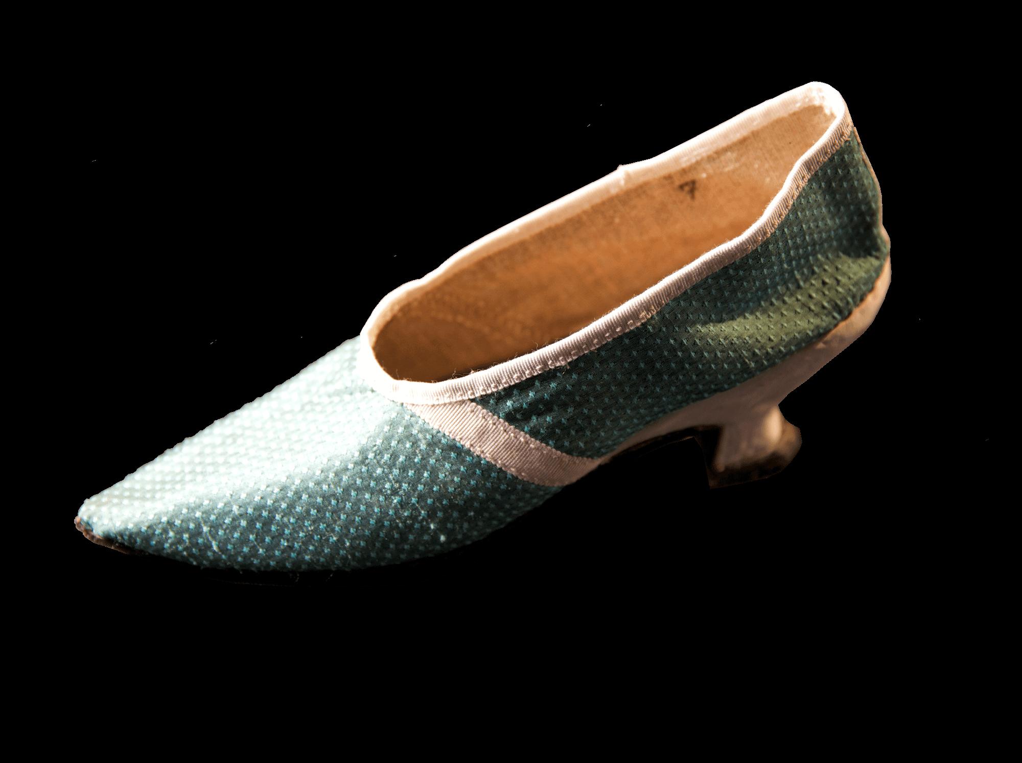 Shoe Shopping · George Washington's Mount Vernon