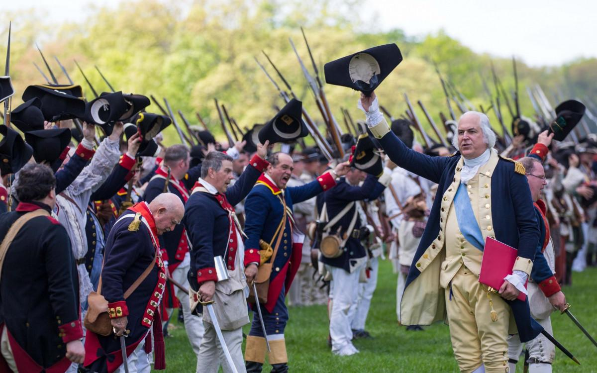 Revolutionary War Weekend · George Washington's Mount Vernon