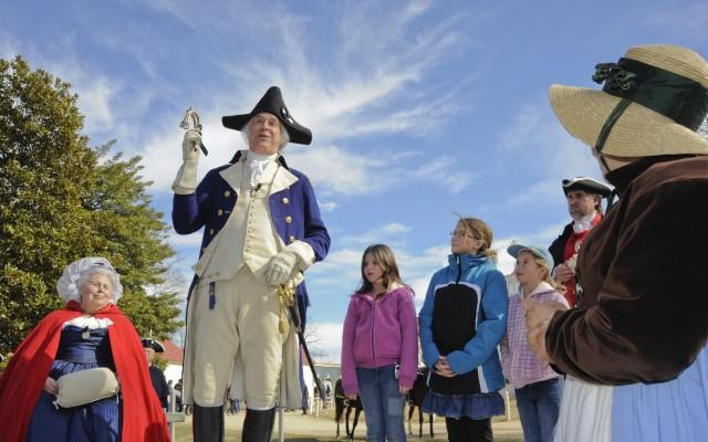 Wcalendar Of Events Dc February 17, 2020 Washington's Birthday Celebration · George Washington's Mount Vernon