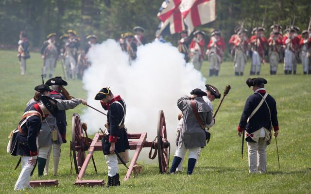Battle Reenactment