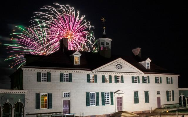 Rescheduled: Christmas Illuminations at Mount Vernon