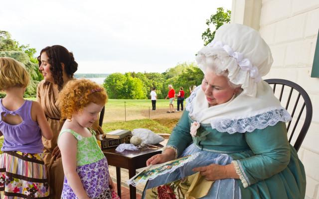 Martha Washington's Birthday Celebration