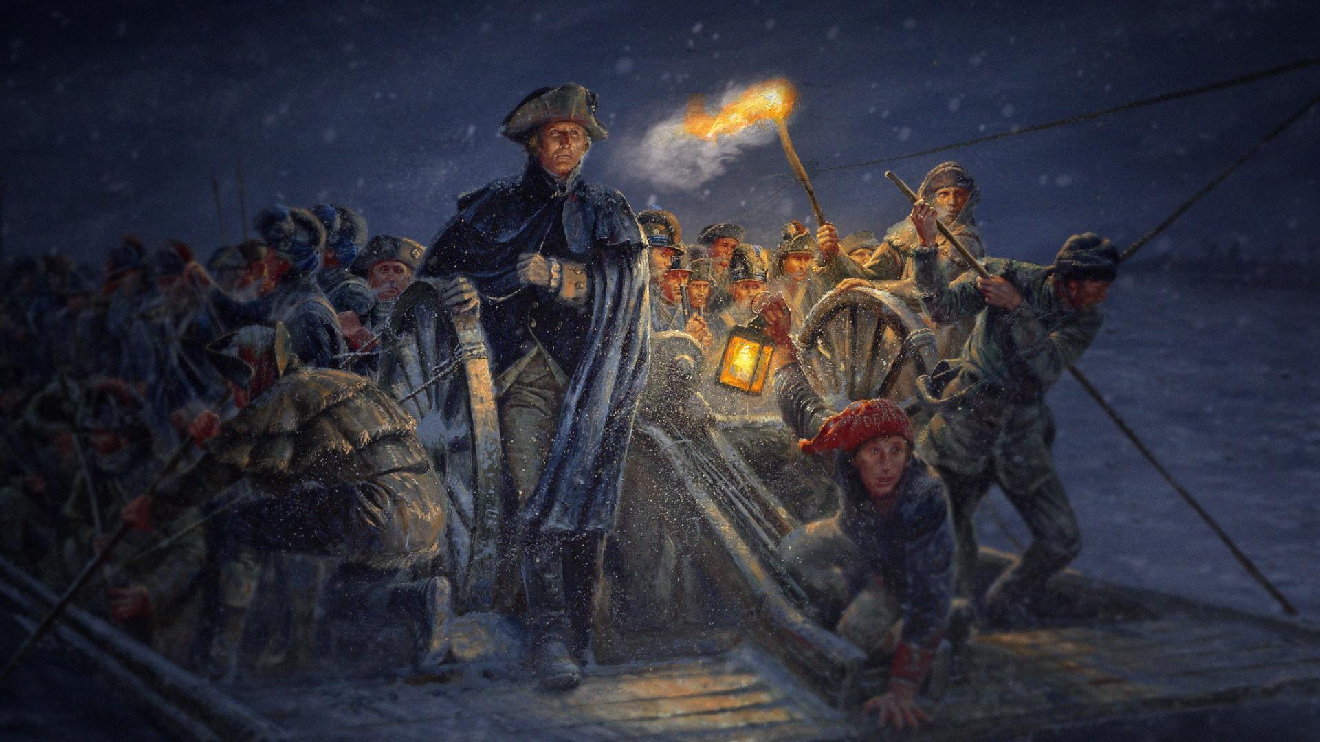 Twas The Night Of Christmas George Washington S Mount Vernon