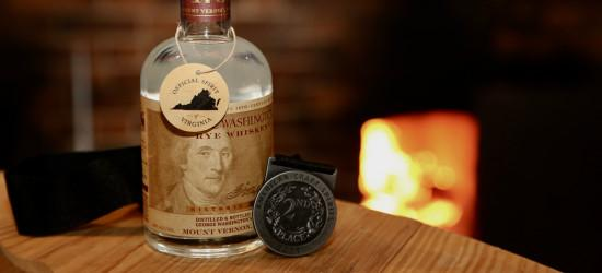 Huzzah! George Washington's Distillery Wins Silver at American Craft Spirits Awards