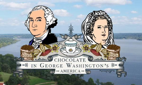 Chocolate in George Washington's America