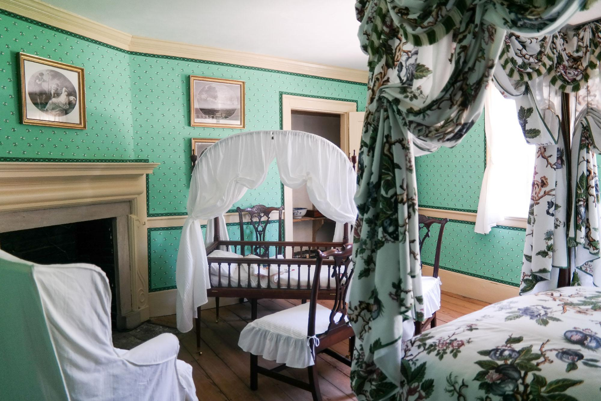 Introduction to the Chintz Room
