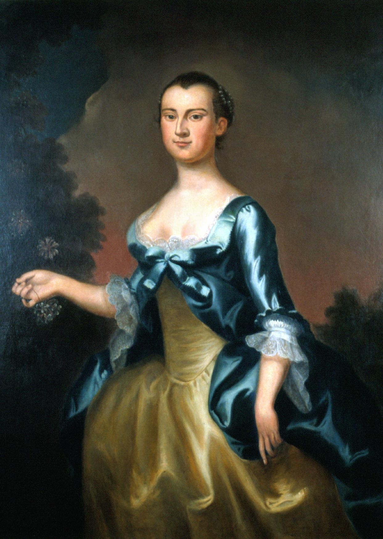 The Style of Martha Washington Digital Encyclopedia Entry