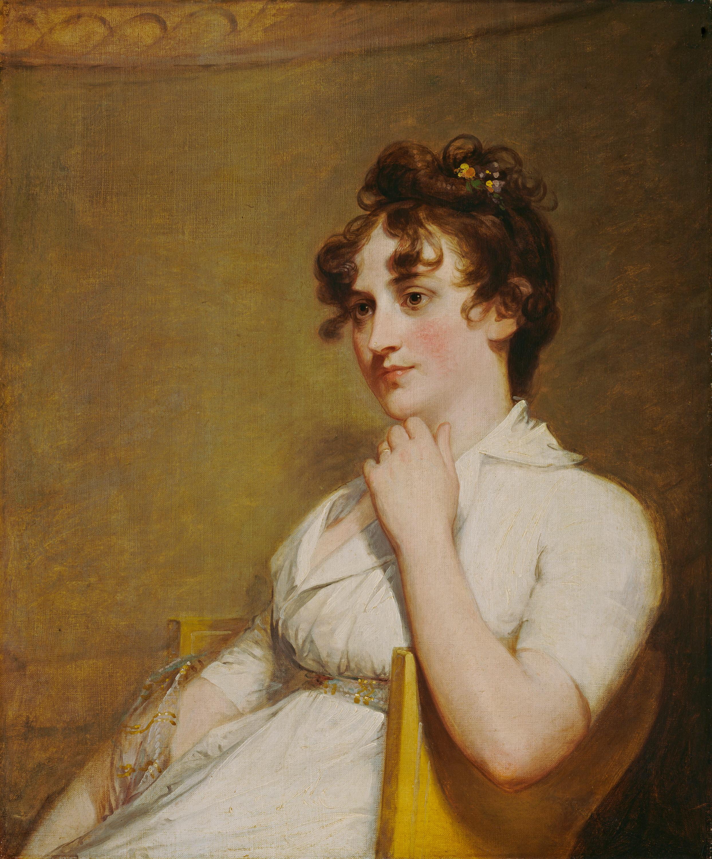 "Eleanore ""Nelly"" Parke Custis Digital Encyclopedia Article"