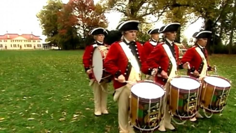 Brandywine Quickstep, Performed by The United States Army Old Guard Fife and Drum Corps