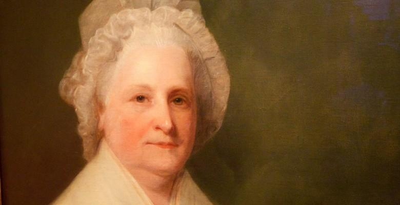Ten Facts About Martha Washington