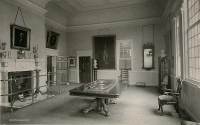 The Houdon Bust, the New Room, 1910s