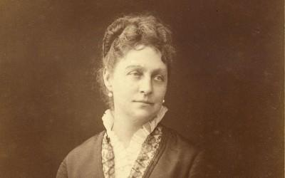 Mrs. George Hunt Pendleton