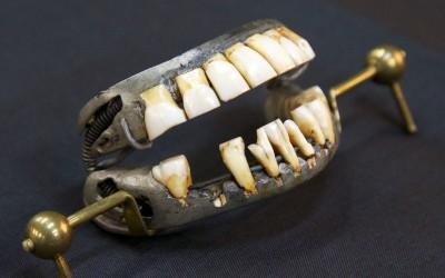 Dentadura postiza de George Washington