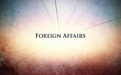 Founding Fathers on Foreign Affairs
