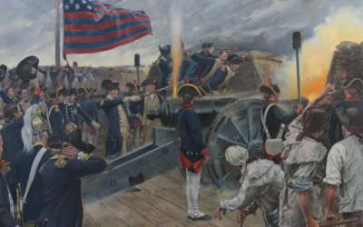 Washington at Yorktown by Don Troiani