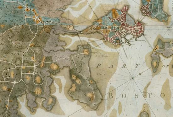 Washington commences the bombardment of British positions in and around Boston