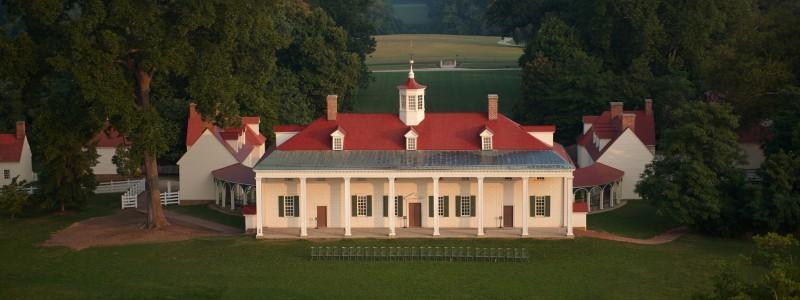 Mansion · George Washington's Mount Vernon
