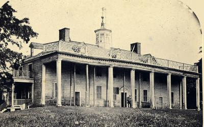 The Mansion in 1859