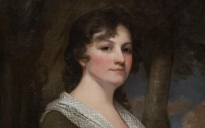 Elizabeth (Eliza) Parke Custis Law