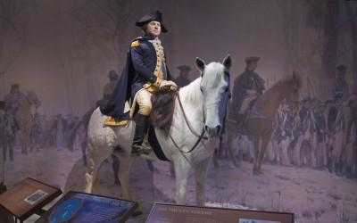 The Museum & Education Center are open with limited capacity, including our Discovering the Real George Washington Exhibition
