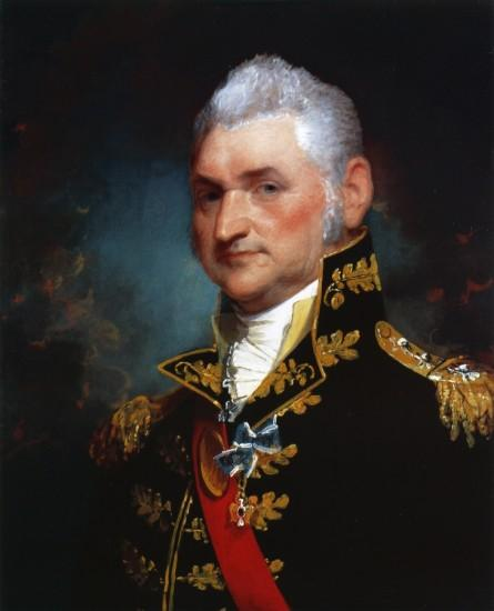 Secretary of War, General Henry Dearborn
