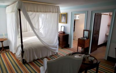 The Washingtons' Bedroom
