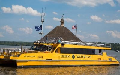 Take a photo cruise on the Potomac River.